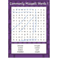 CR spelling word search