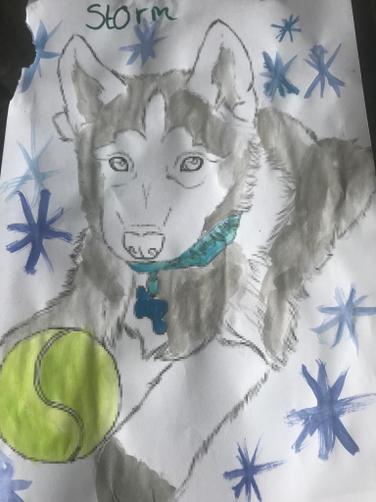 IC has created this beautiful artwork