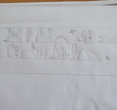 NE has had a real interest in Ancient Egypt.
