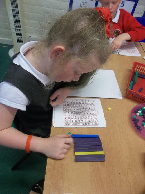 Using the diennes to solve number problems
