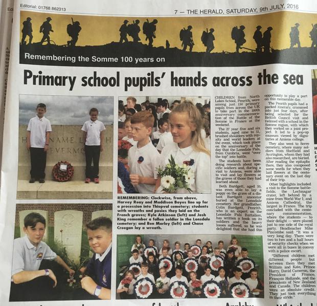 The Cumberland & Westmorland Herald 7.7.16