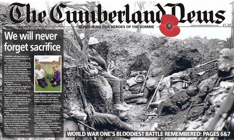 The Cumberland News 1.7.16