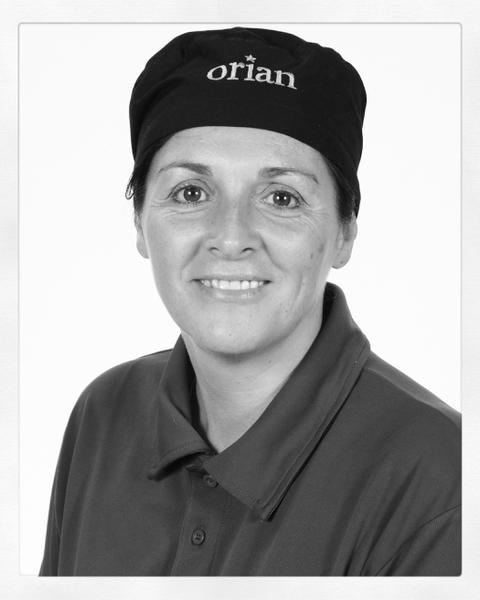 Mrs Sonia Cavaghan - Kitchen Team