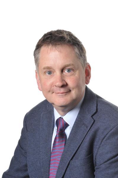 Mr M Pincombe - Headteacher
