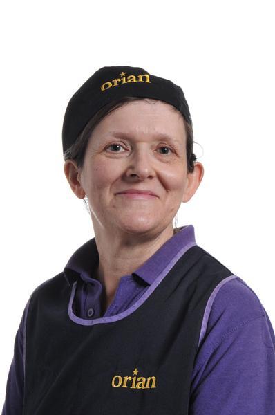 Mrs D Emmerson - Kitchen Team