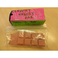 Amber - 'Crunchy Wunchy Bar'