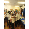 Leavers Lunch - featuring the Conga!