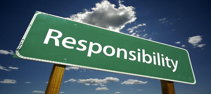 Our value this term is: Responsibility