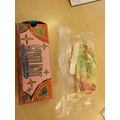 Emilie - 'Spotlight bar' with rainbow marbling
