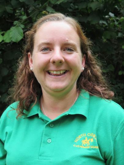 Mrs Sam Davey: Early Years Deputy Safeguarding Lead