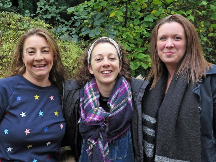 Karen, Lucy & Leanne