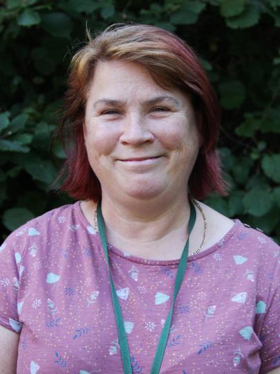 Mrs Pett: Phoenix Class TA