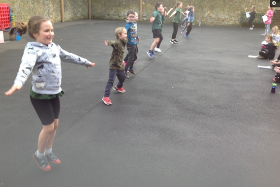 Number Day Enrichment activities with year 3 and 4