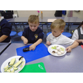 We have enjoyed making lots of healthy meals