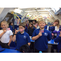 Class 3 have their pen licences!