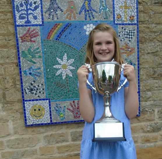 Winner of the trophy in July 2016