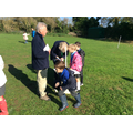 Compass skills with the Cotswold Wardens