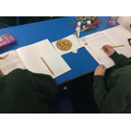 We were archaeologists! We discovered lots of Roman artefacts in our classroom.