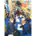 Bookshop reading