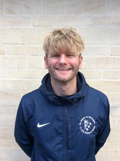 Mr. Ben Daldry, PE Teacher