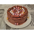Poppy's Easter Cake YUM!