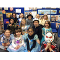Class 2 on World Book Day