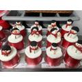 Christmas Cakes!
