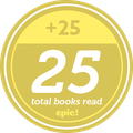 Class 4 have read 25 books on EPIC so far!