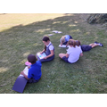 Outdoor Geography learning