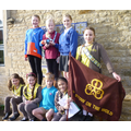 Brownies, Guides and Beaver at Swell School