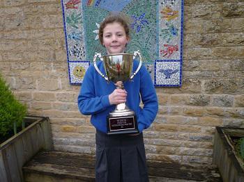 Winner of the trophy in December 2015