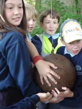 Quenington Sculpture Show Summer 2011