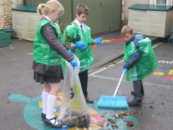 'The Big Tidy Up'