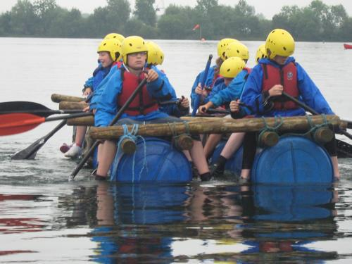 South Cerney Outdoor Education Centre - Year 6