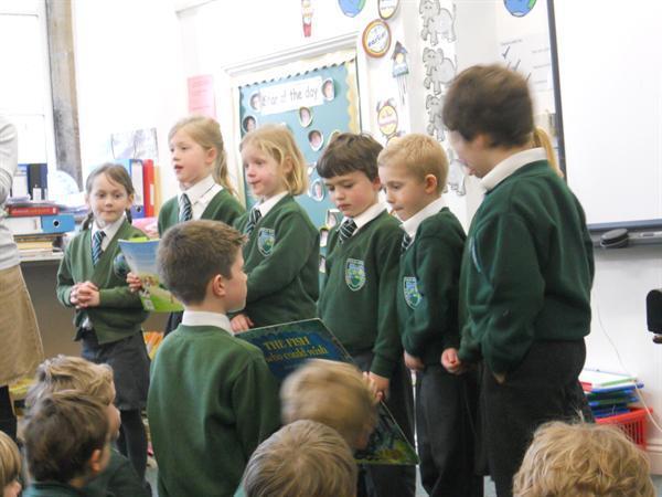 Group Poetry Recitation