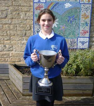 Winner of the trophy in March 2016