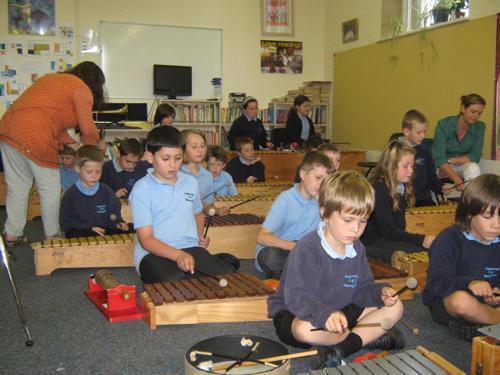 Groove On Music Workshop Sept. 2009