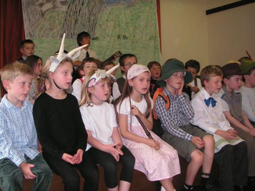 Summer Production of The Sound of Music 2008