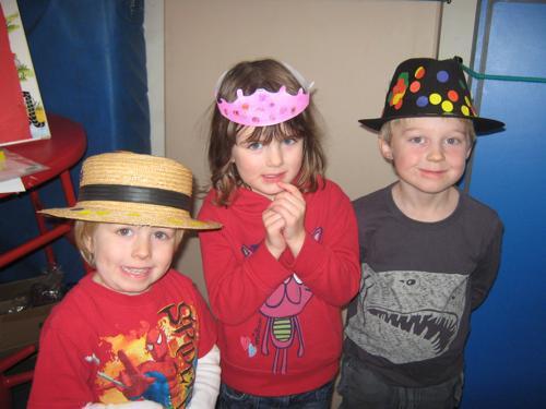 Children in Need November 2010