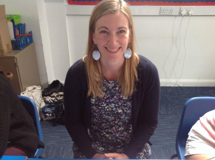 Ms Chloe Shepherd, Class 4 Teacher