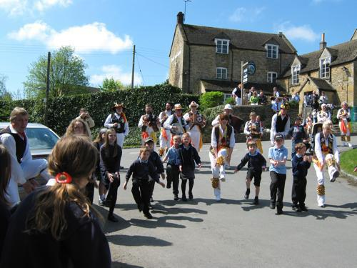 May Day Celebrations 2009