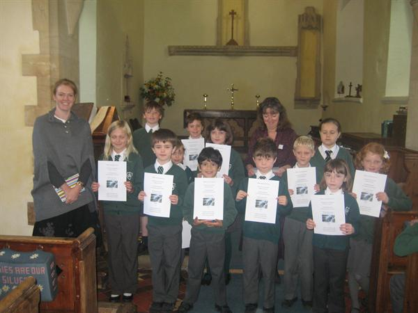 Poetry Competition Finalists