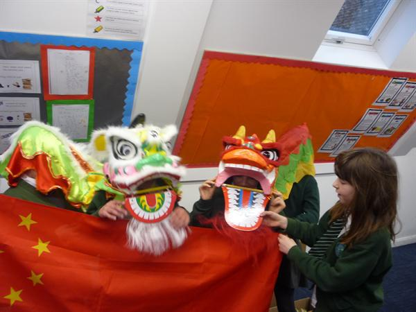 Learning about Chinese Culture