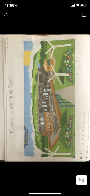 Lottie's ideas for electricity for our school