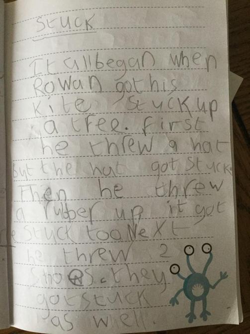 Jack's story.....