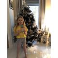 Lottie's fantastic DT Christmas Decoration