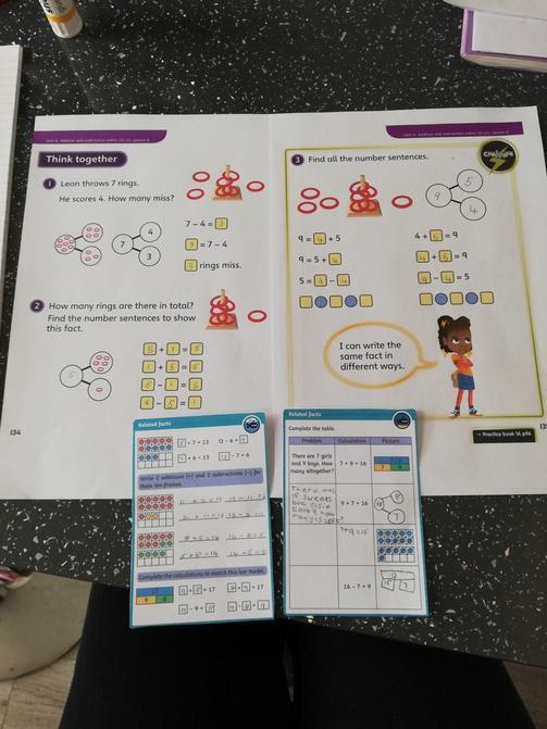 Great maths Elsie!