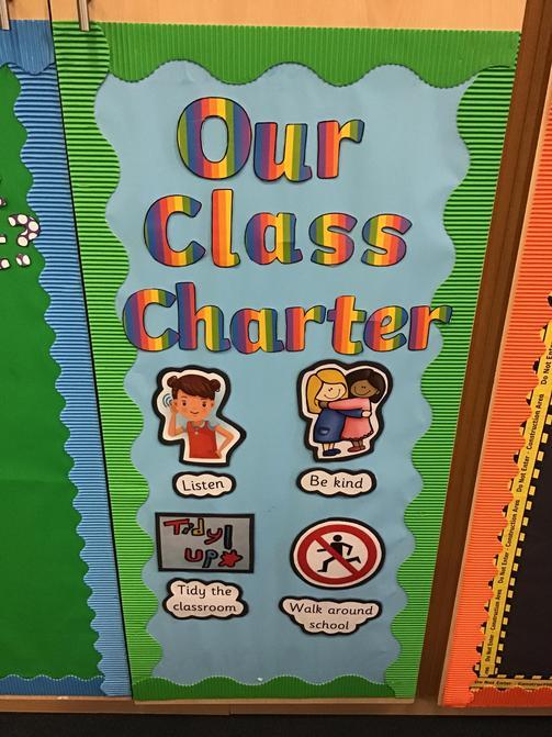 Reception's Class Charter