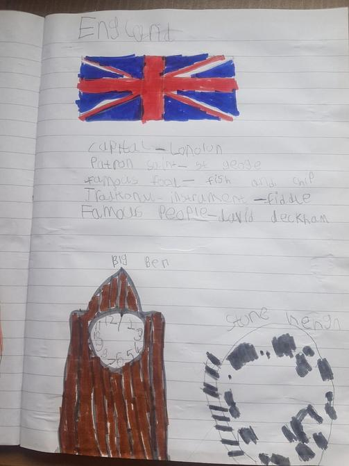 Brody N's research about London.