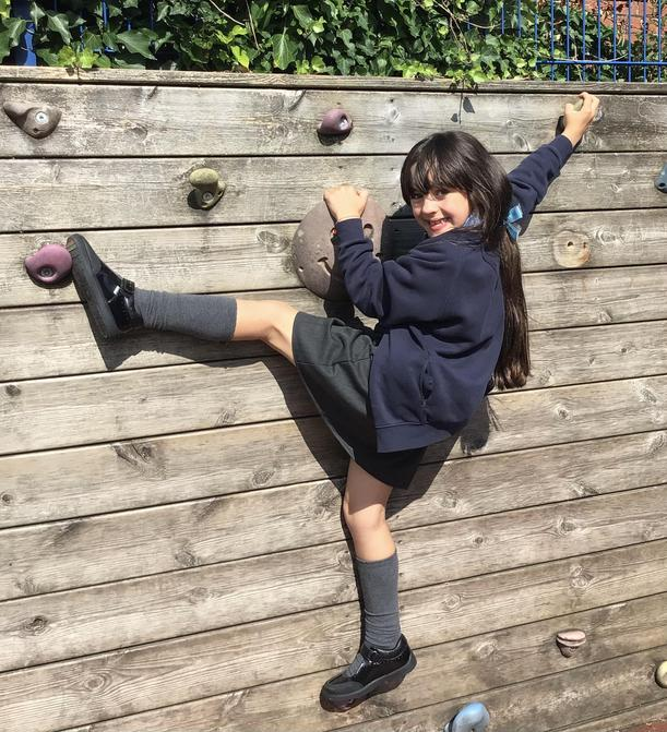 Year 2 have missed adventures in the playground!